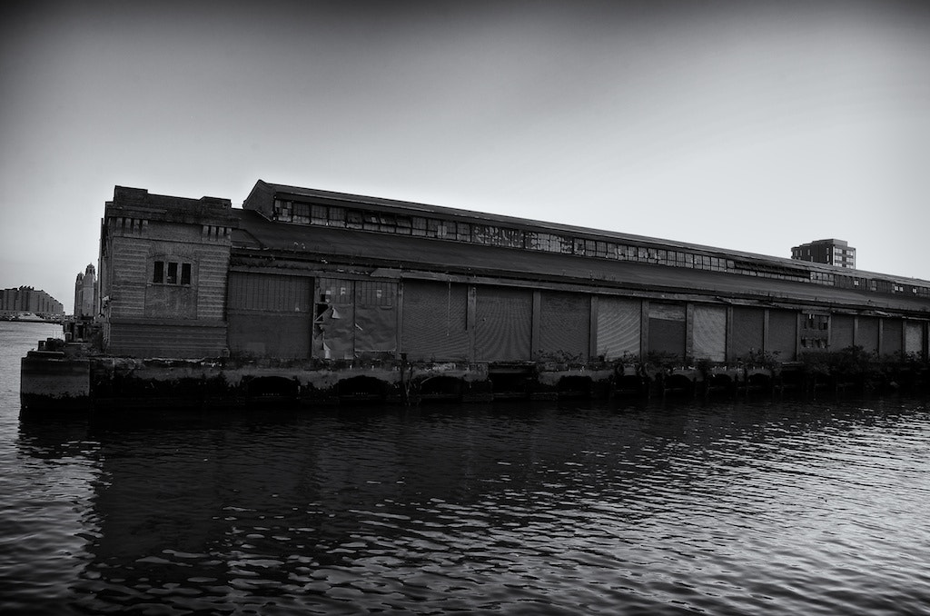 Photograph Dilapidated Warehouse Pier by Shawn Colborn on 500px