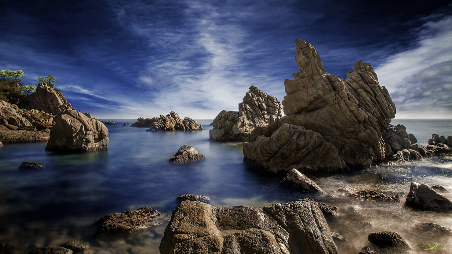 The blue Lagoon by Carlos Santero on 500px.com