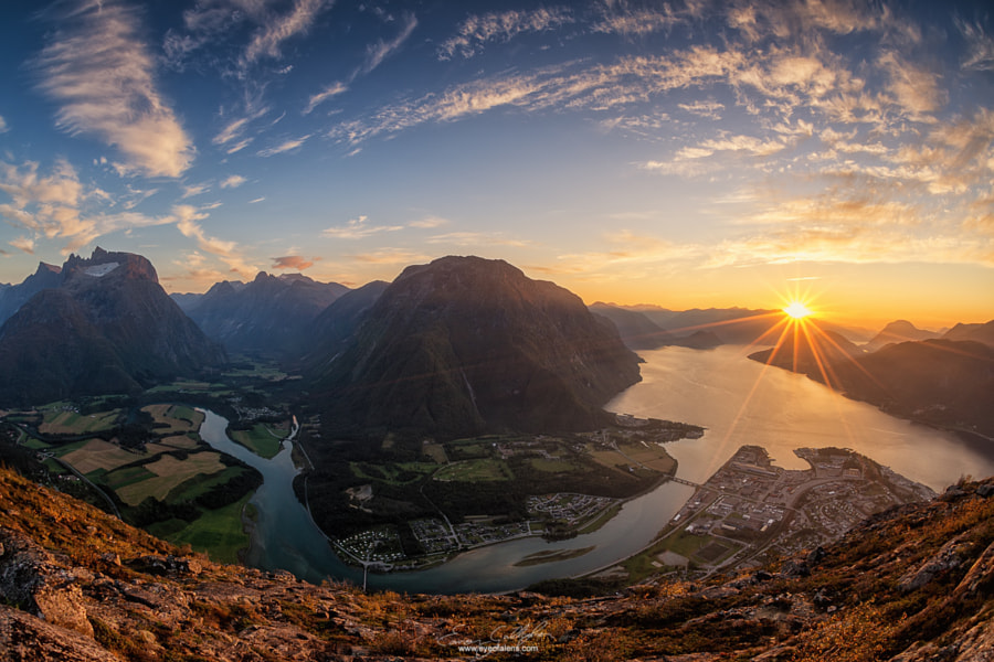 Åndalsnes Memories by Eamon Gallagher on 500px.com