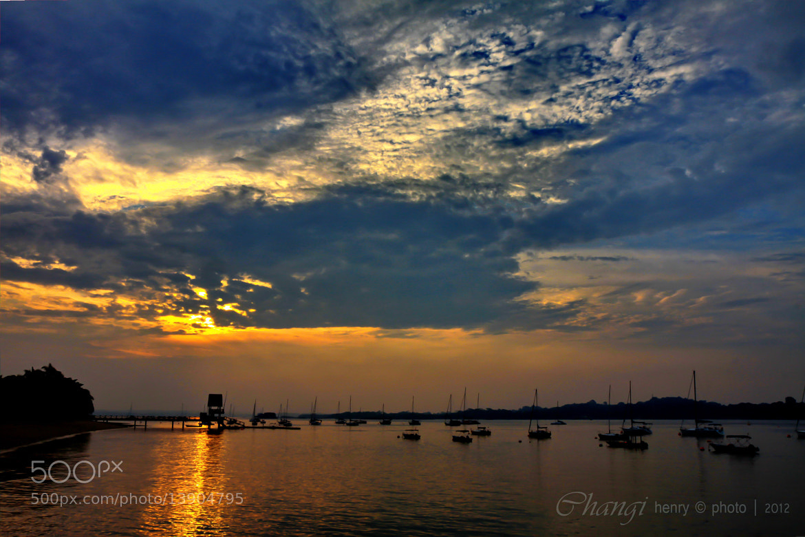 Photograph Sundown by Chang Henry on 500px