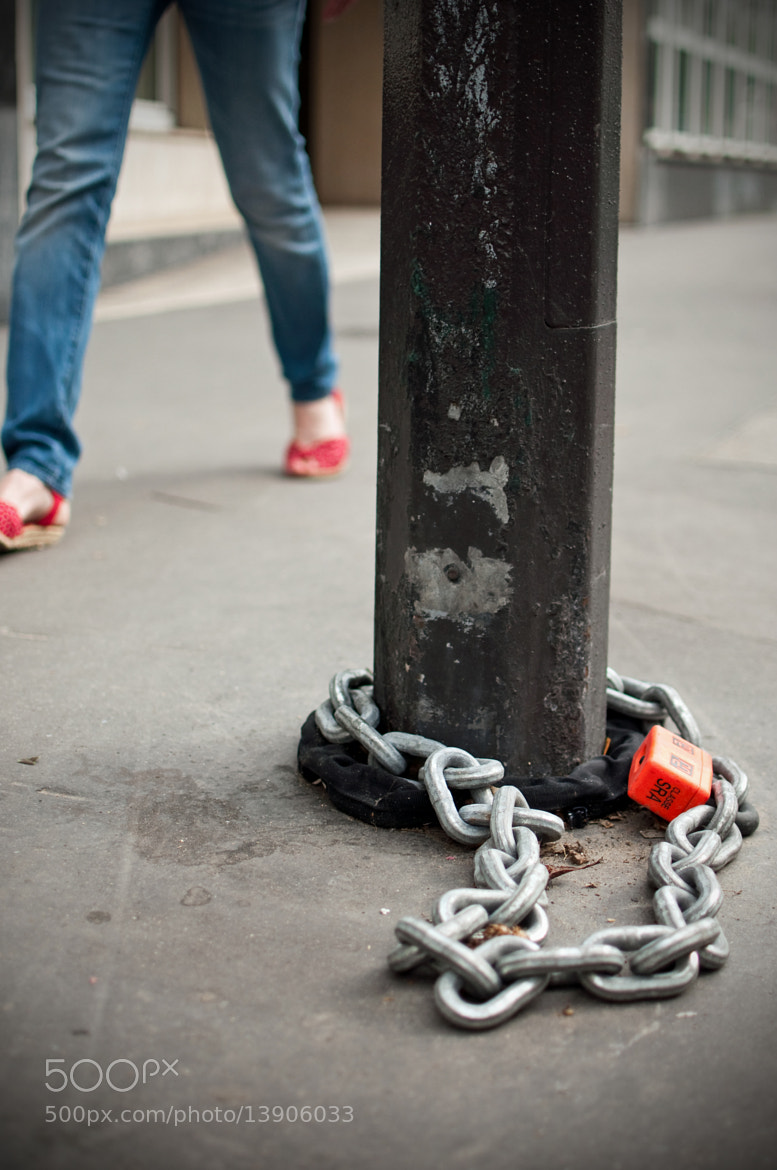 Photograph Chained by Benjamin Stäudinger on 500px