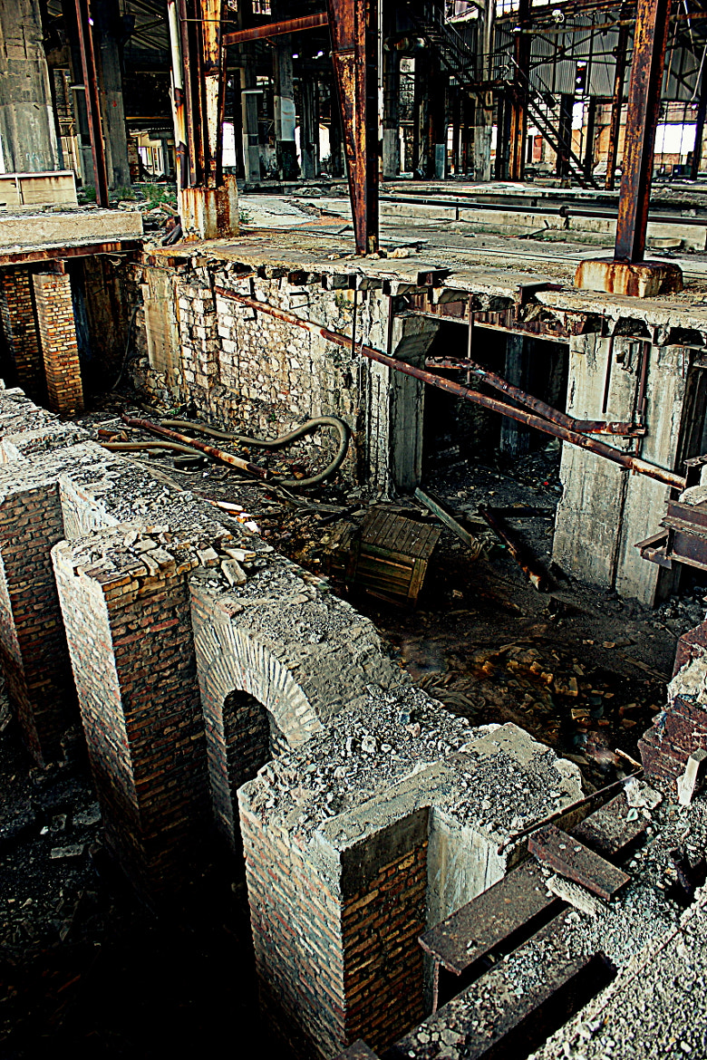 Photograph old factory by nick montsenigos on 500px