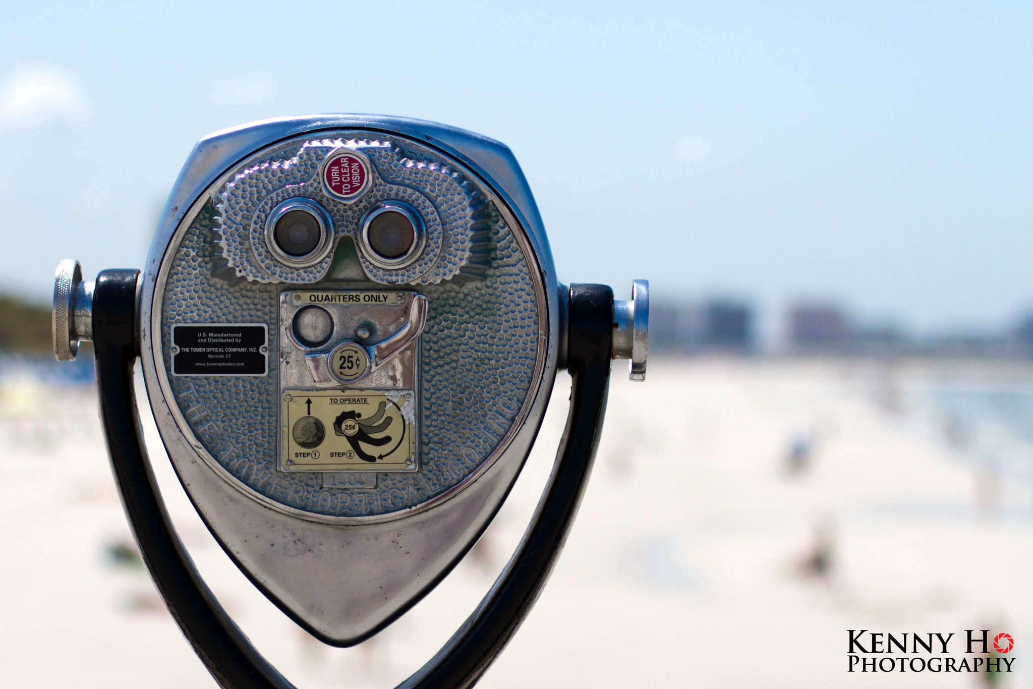 Photograph Binoculars by Kenny Ho on 500px