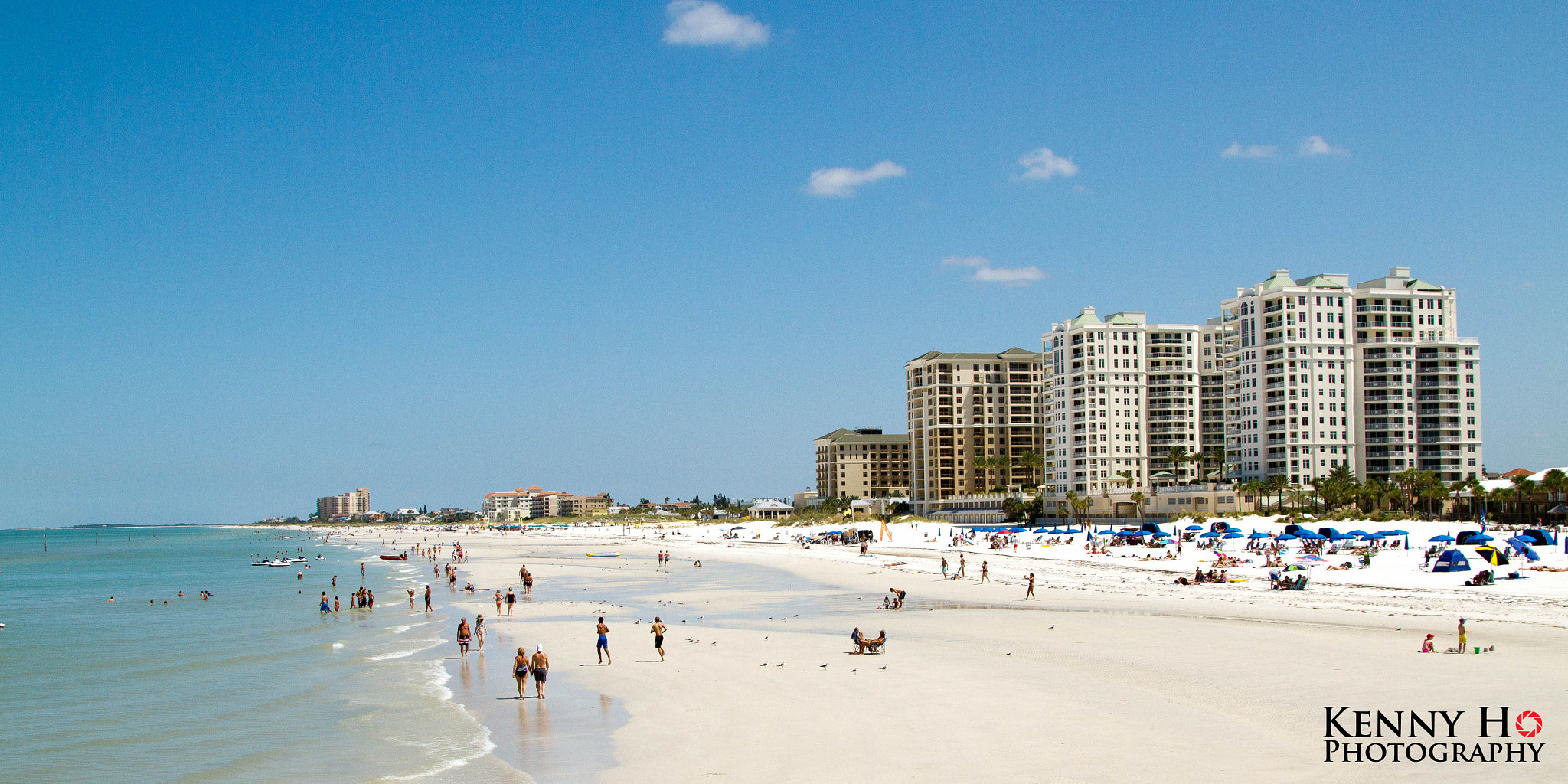 Photograph Clearwater Beach by Kenny Ho on 500px