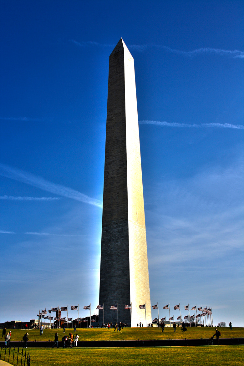 Photograph Washington Monument by Pranab Ghosh on 500px