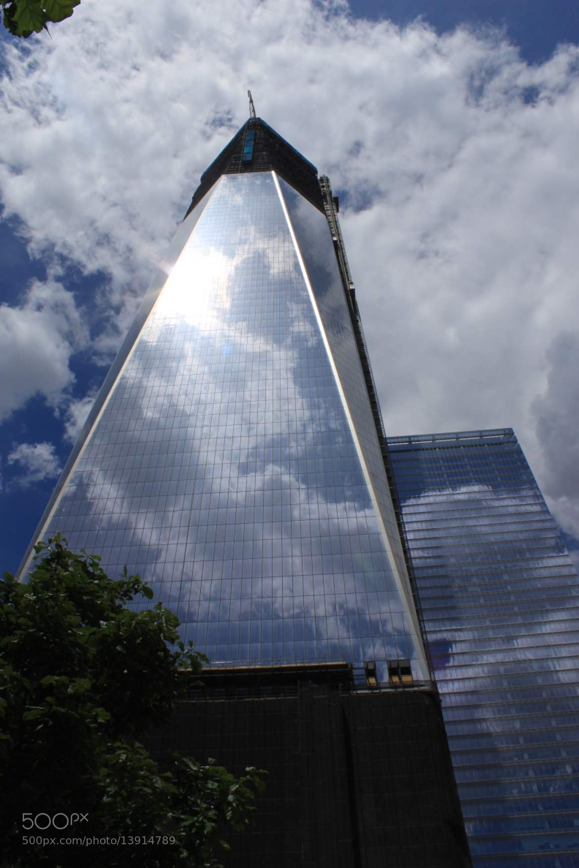 Photograph One World Trade Center by Andrew Yates on 500px