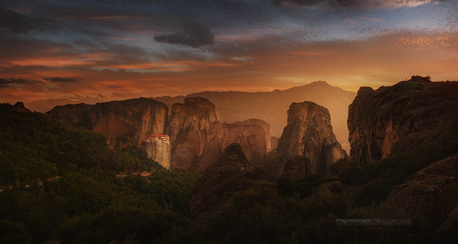 Meteora IV by Miguel Angel Martín Campos on 500px.com