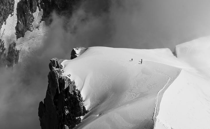 Hiking Adventures on Mont Blanc by 500px on 500px