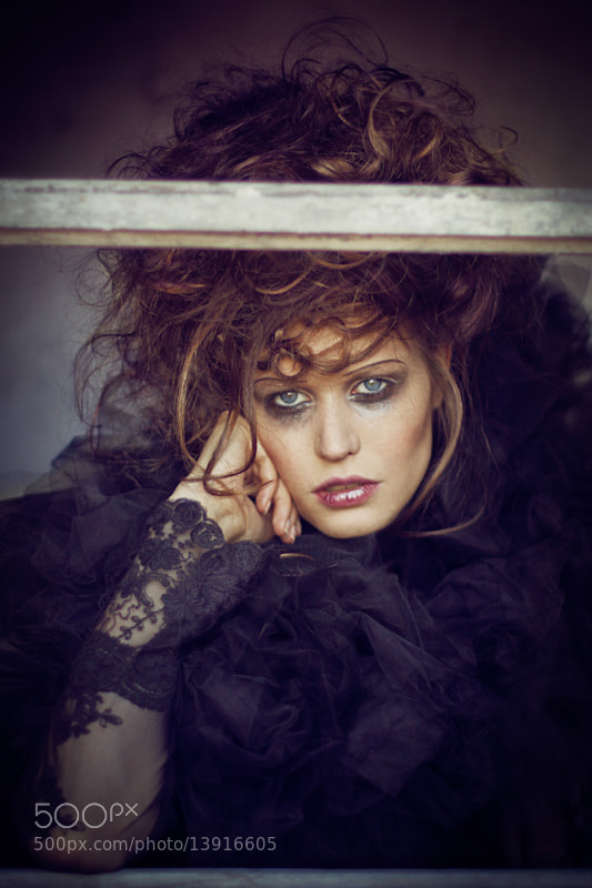 Photograph Morgane Humbert by Dedalus De Dalus on 500px