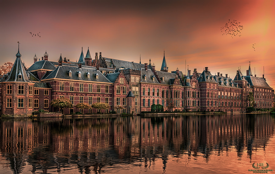 Reflections o/t Hague III by Herman van den Berge on 500px.com