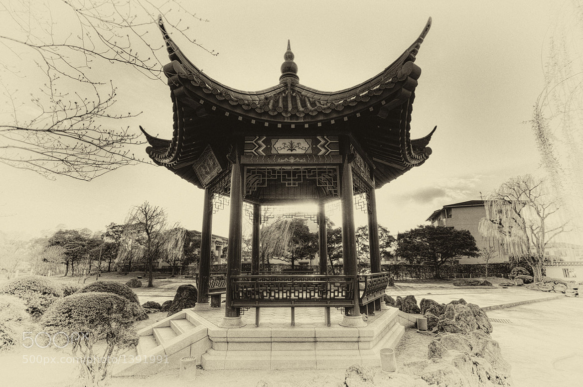 Photograph Old Style Japan by Joseph Eckert on 500px