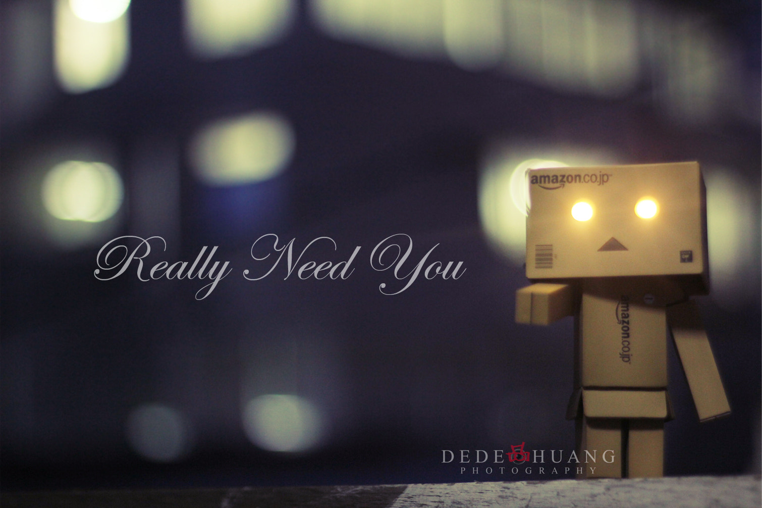 Photograph really need you by Dede Huang on 500px