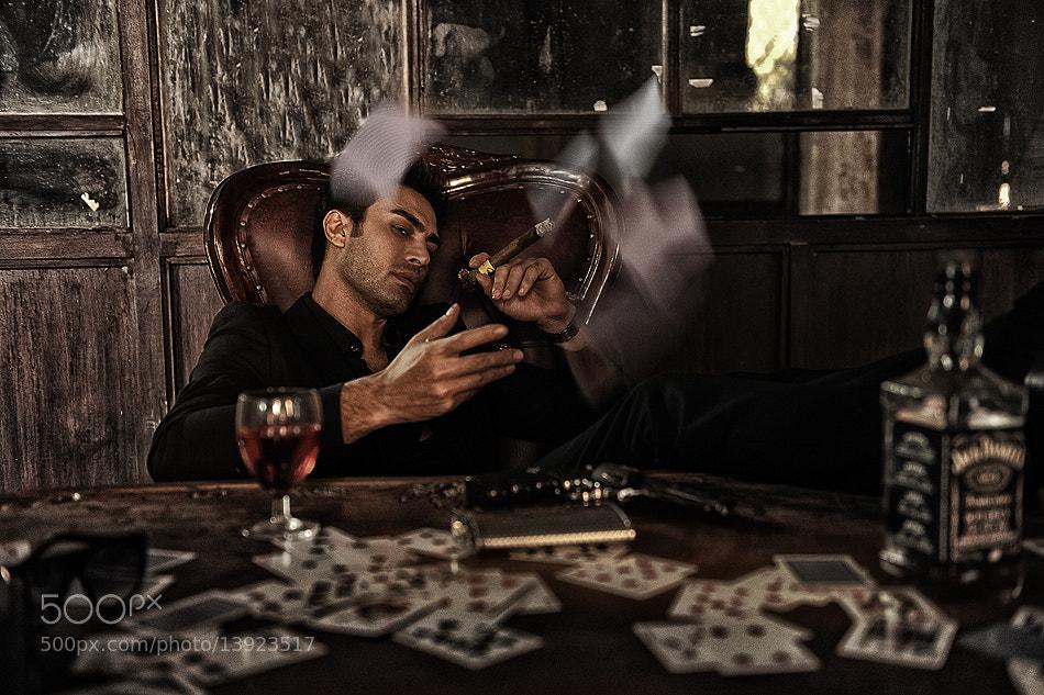 Photograph Big Boss by Mieke Suharini on 500px