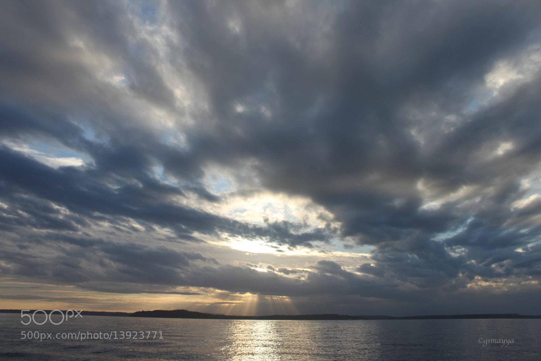 Photograph Alki Beach, Seattle by Guru Seetharama on 500px