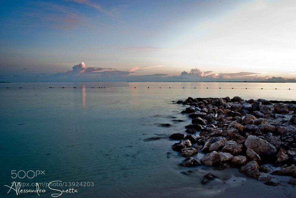 Photograph Cancun 6.30 am by AlesSandro Scetta on 500px