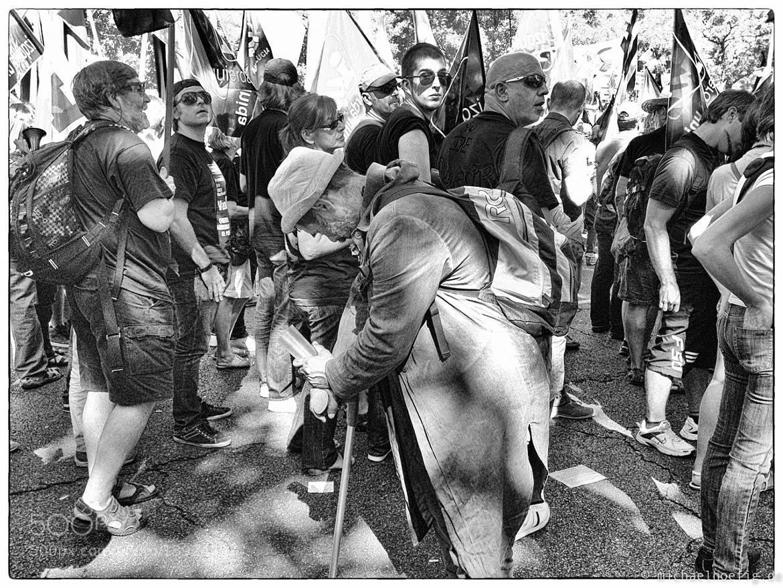 Photograph Campo de solidaridad II by michael höfig on 500px
