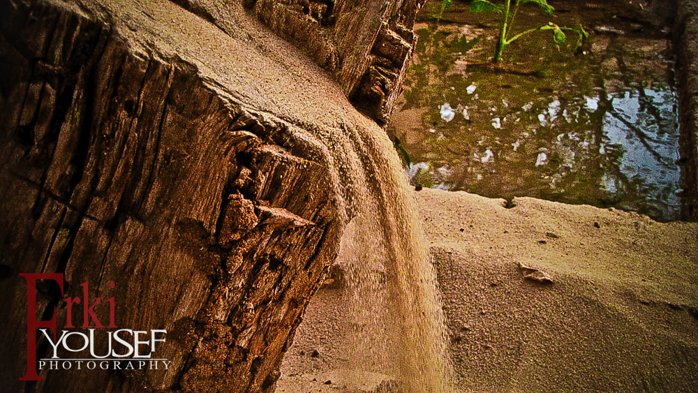 Photograph Sand or water  by Yousef Farki on 500px