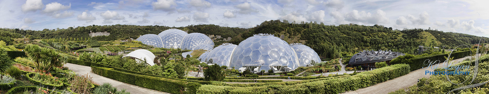 Photograph The Eden Project by Kit Logan on 500px