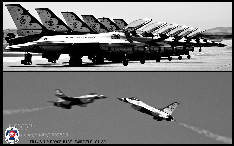 Photograph Thunderbirds by Brent Burzycki on 500px