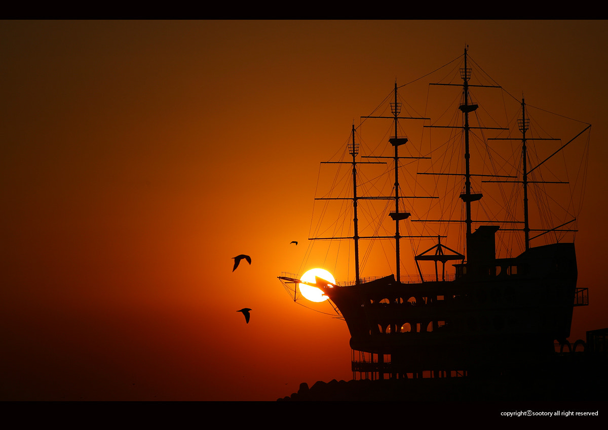 Photograph  sailing by Hyunsoo Na on 500px