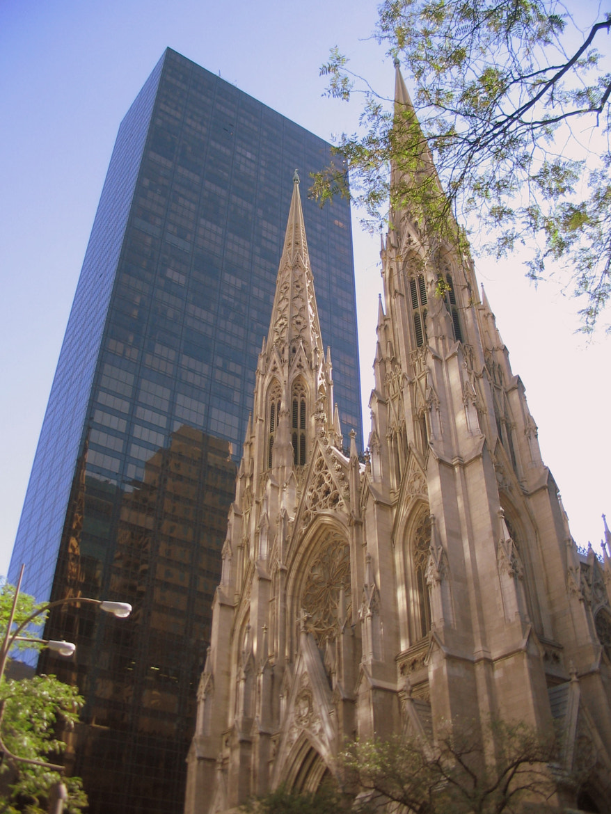 Photograph St-Patrick Cathedral, New York by Amélie Genois on 500px