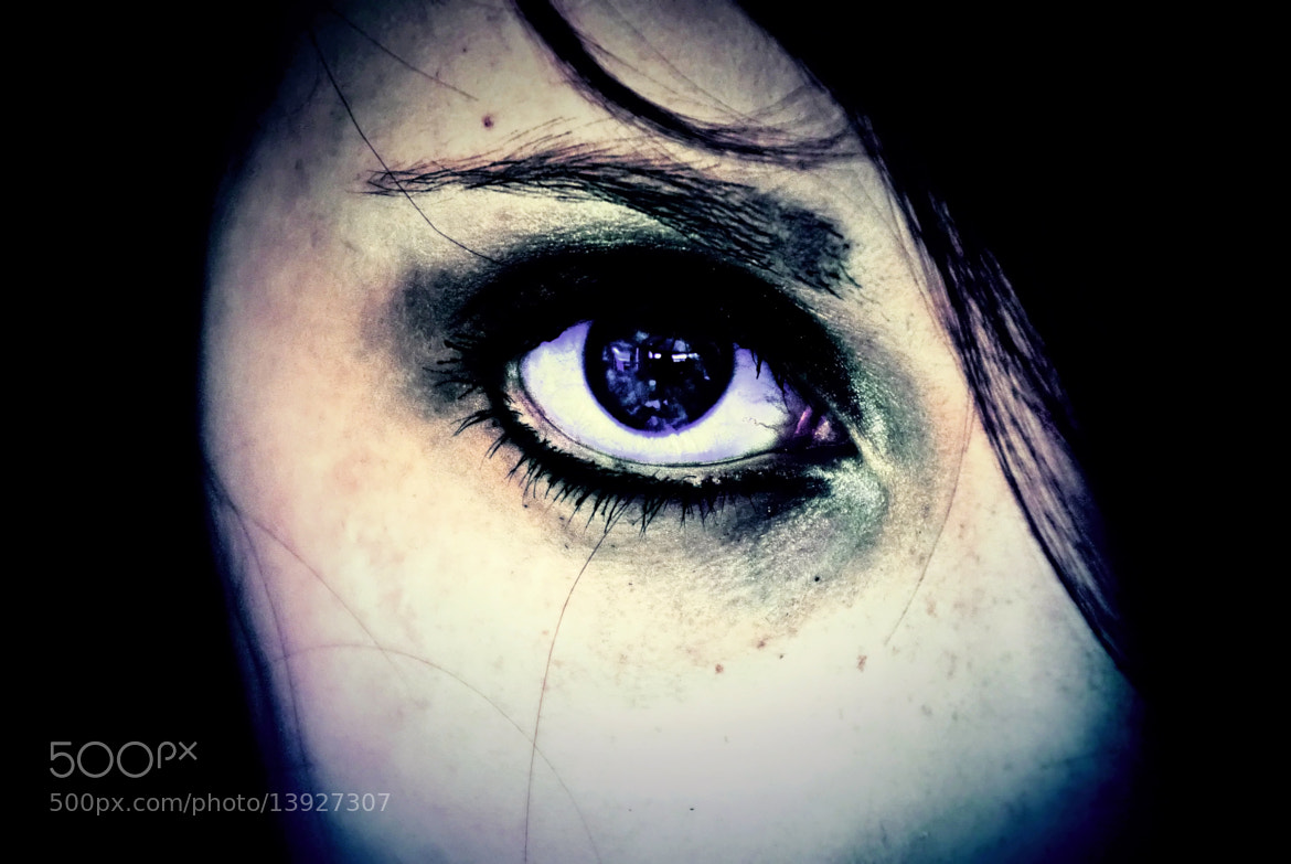 Photograph Look into my soul by Kevin Scott on 500px