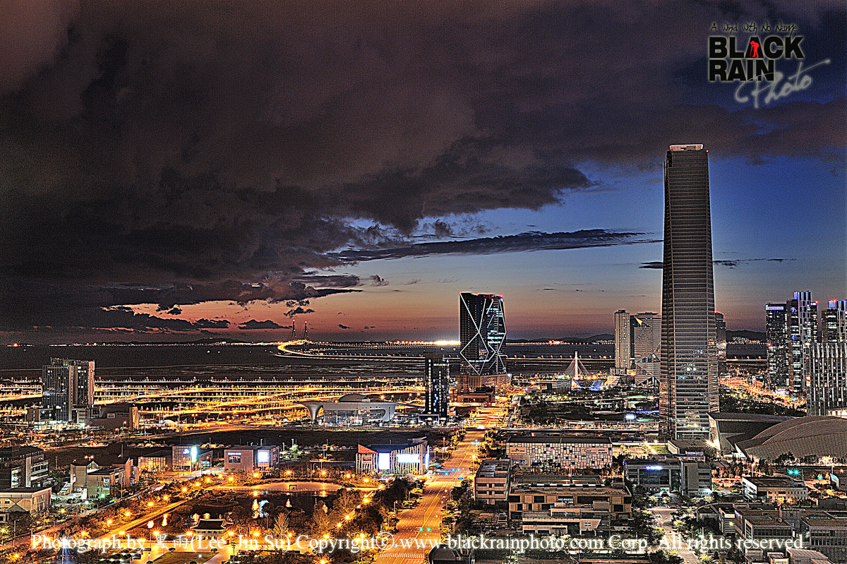 Photograph Songdo New Town by Lee jin su on 500px