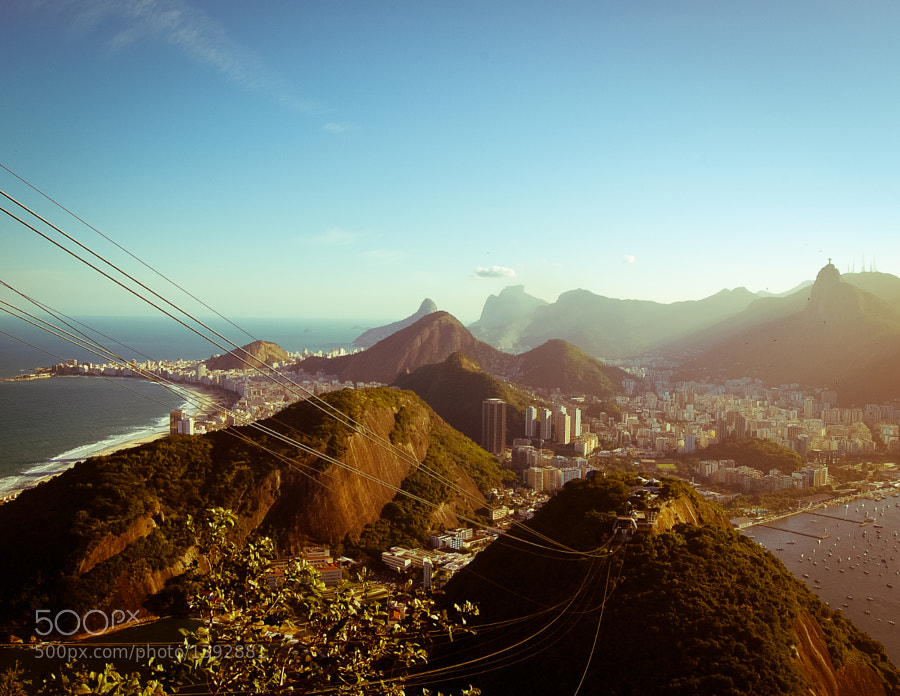 Photograph Pão de Açúcar by Alessandro Gambato on 500px
