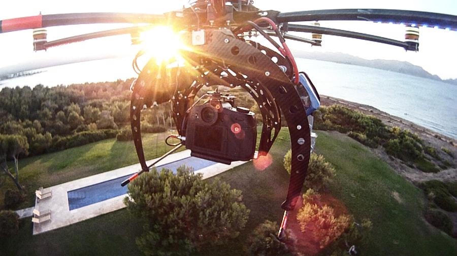 Leica S2 aerial