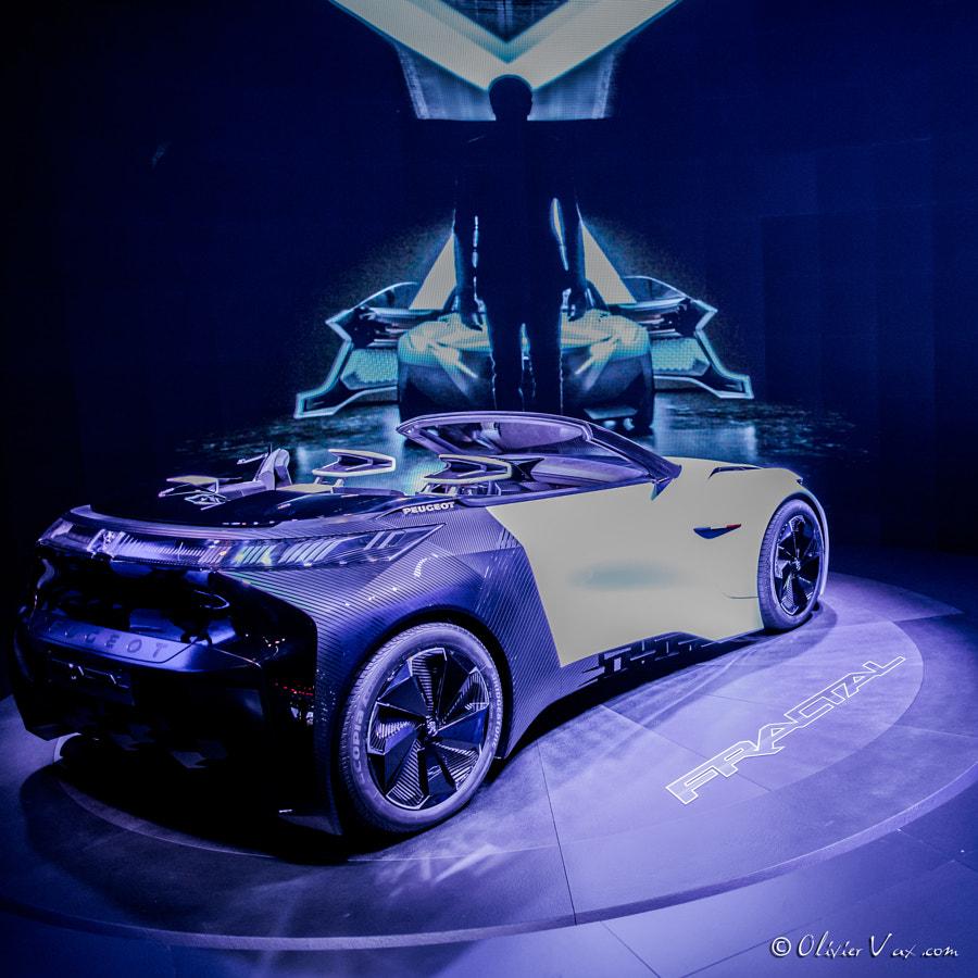 Salon de l'auto Francfort 2015 by Olivier Vax
