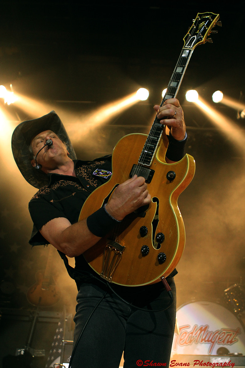 Photograph Ted Nugent by Shawn Evans on 500px