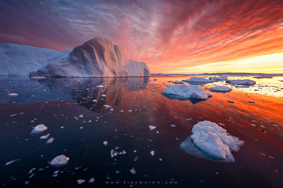 Fire and Ice by Erez Marom on 500px.com