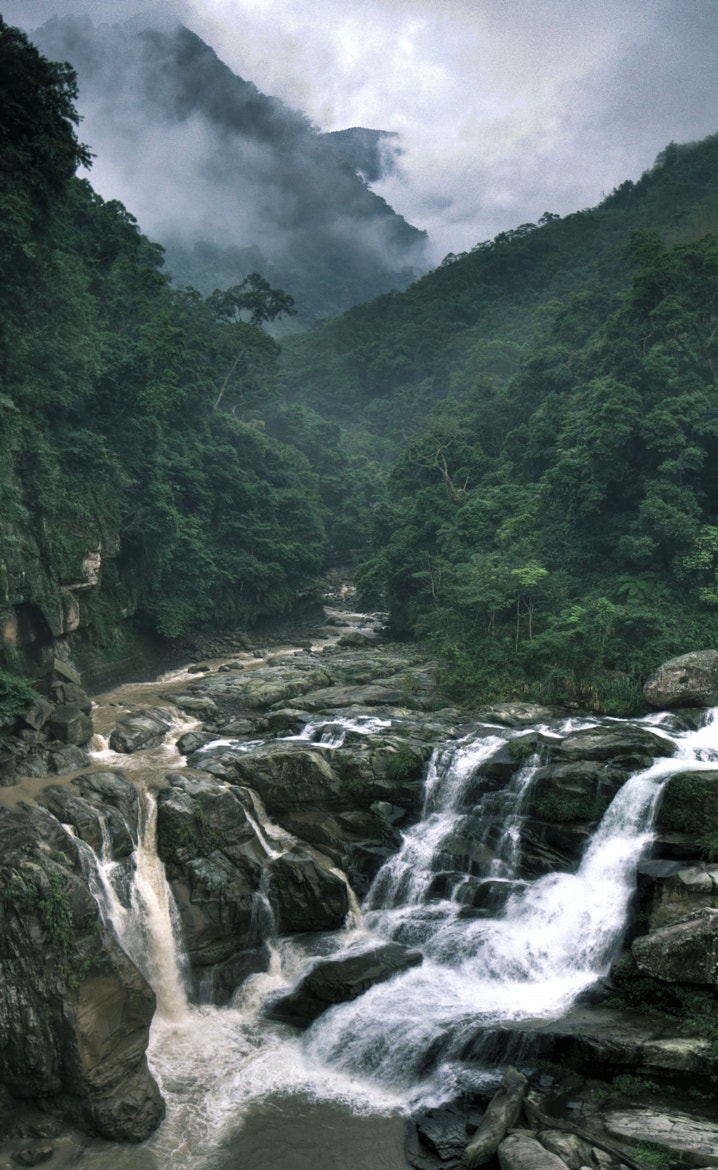 Photograph waterfall by Hanson Mao on 500px