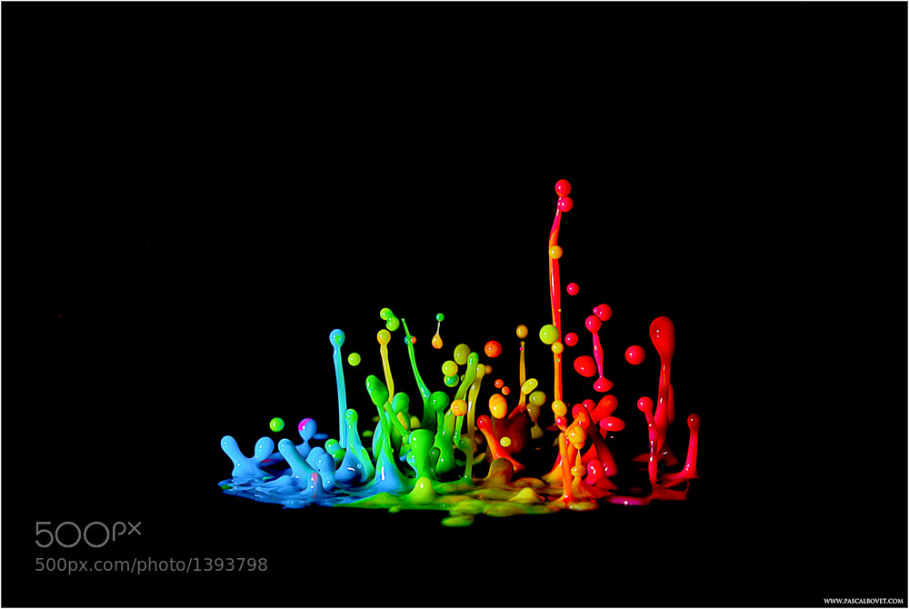 Photograph Milky Music V by Pascal Bovet on 500px
