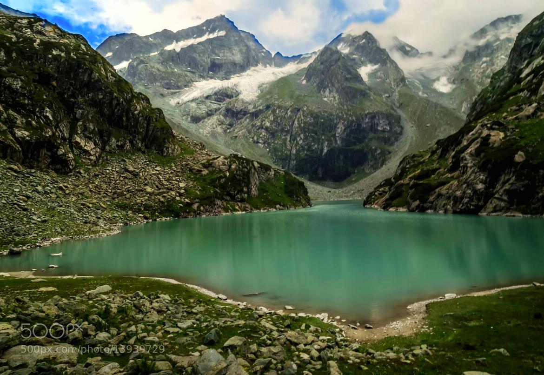 Photograph Tulian Lake,Kashmir by Palash K on 500px