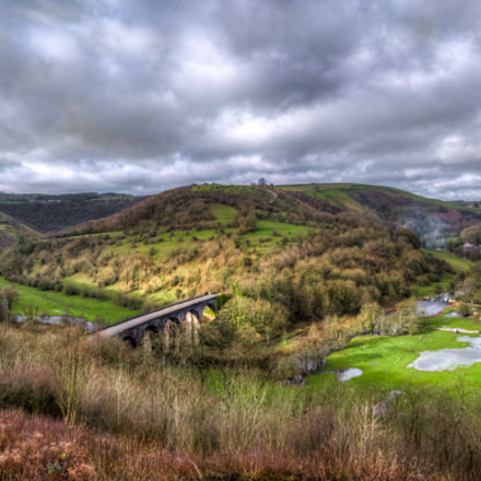 Monsal Head - After, Panasonic DMC-GM5, OLYMPUS M.9-18mm F4.0-5.6
