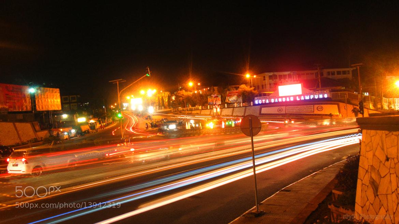 Photograph Road of Pangeran Diponogoro by Roy Haryadi on 500px