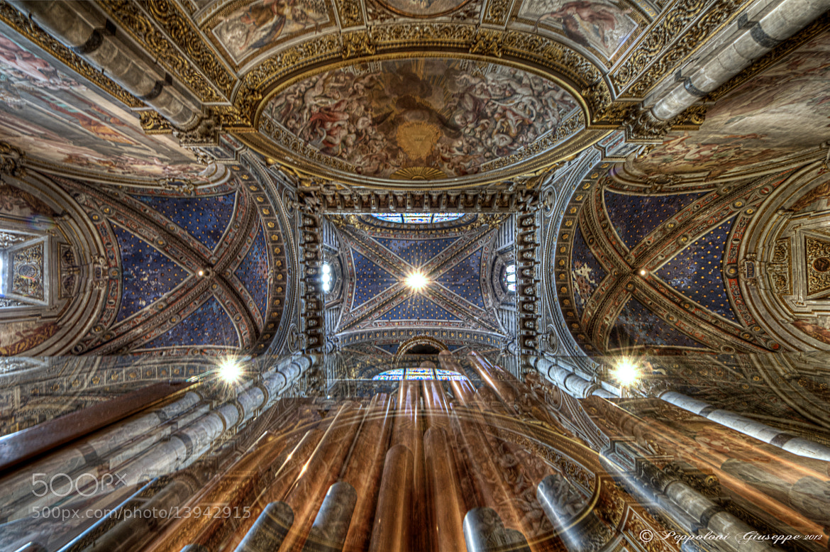 Photograph Duomo di Siena ☻ by Giuseppe  Peppoloni on 500px