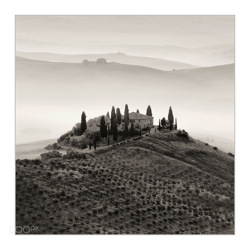 Photograph TUSCANY MORNING by Tomáš Morkes on 500px