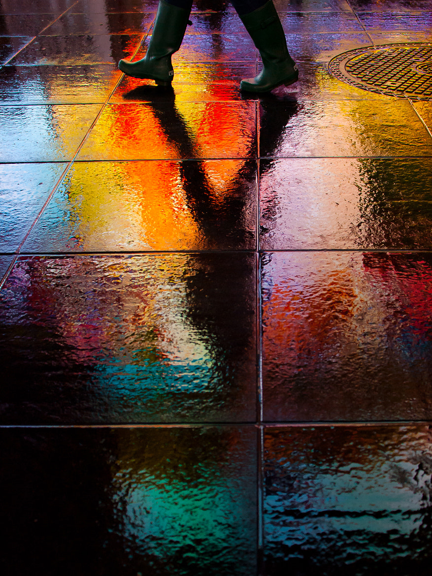 Photograph Times Square by Minh Bui on 500px