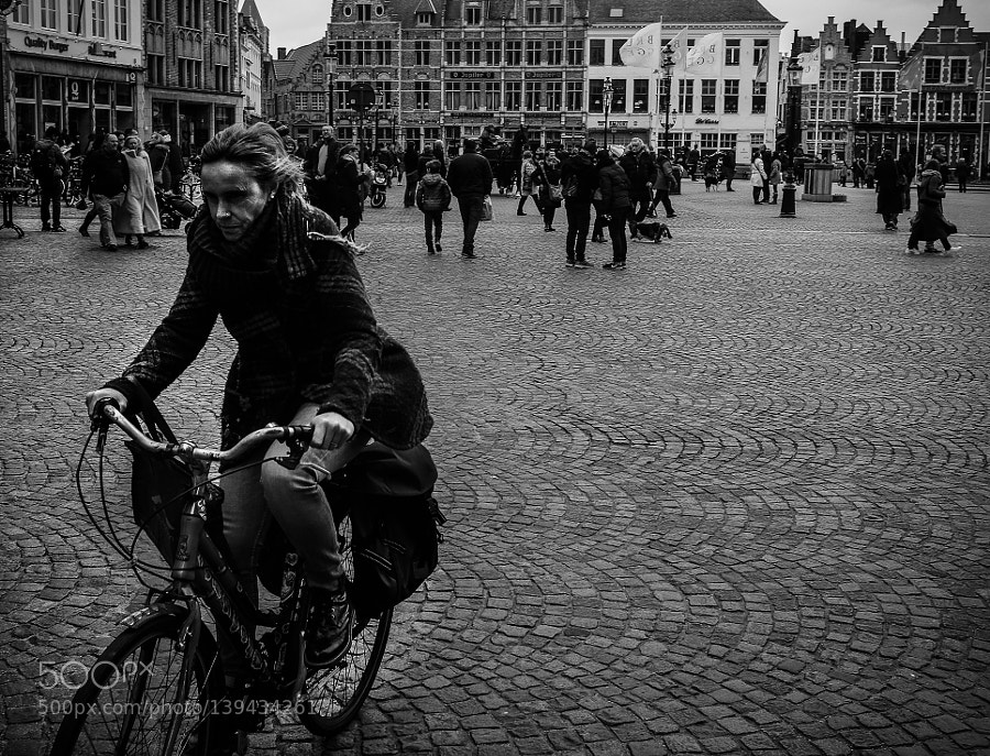 Away from the Markt