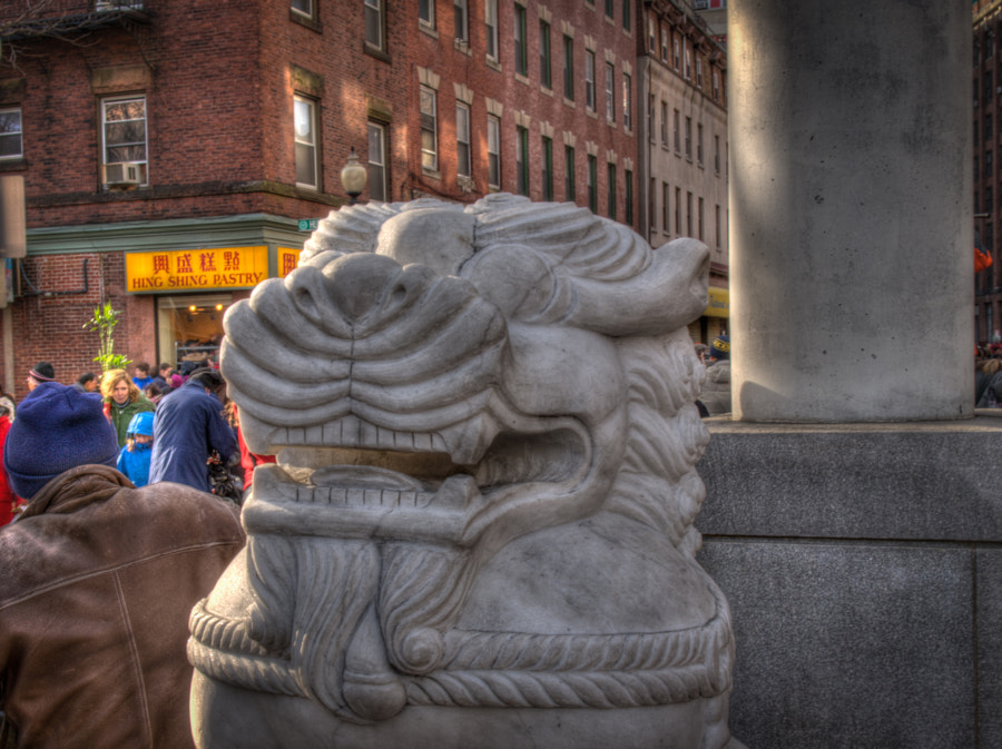 Chinatown Boston by John Poltrack on 500px.com