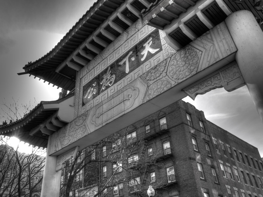 Chinatown by John Poltrack on 500px.com