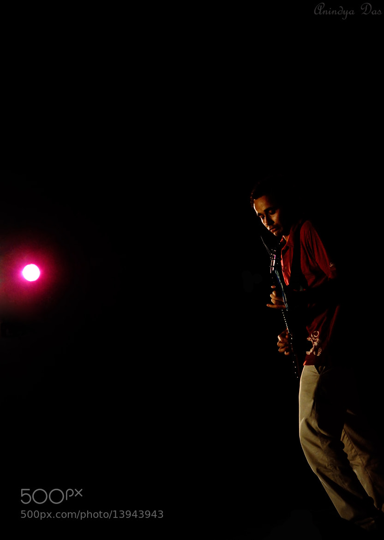 Photograph The Rockstar by Anindya Das on 500px