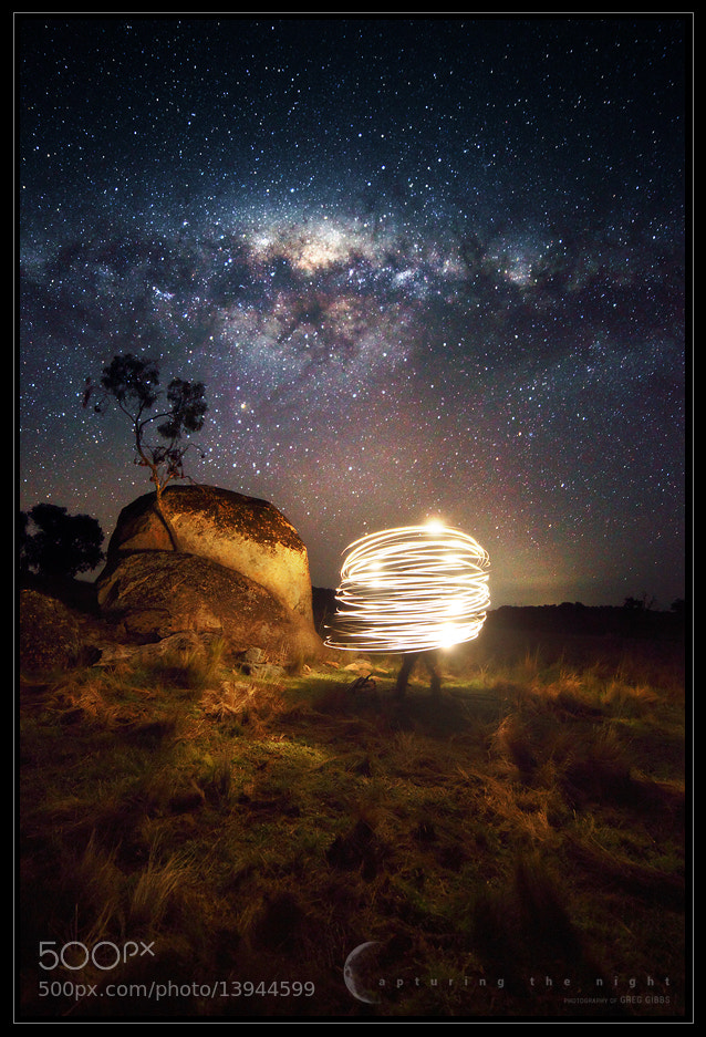 Photograph Beam Me Up by Greg Gibbs on 500px