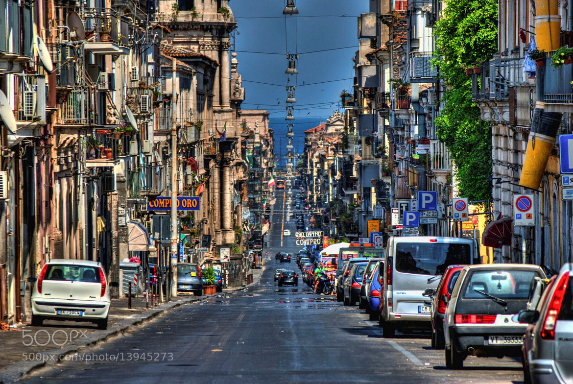 Photograph Catania by Forastico  on 500px
