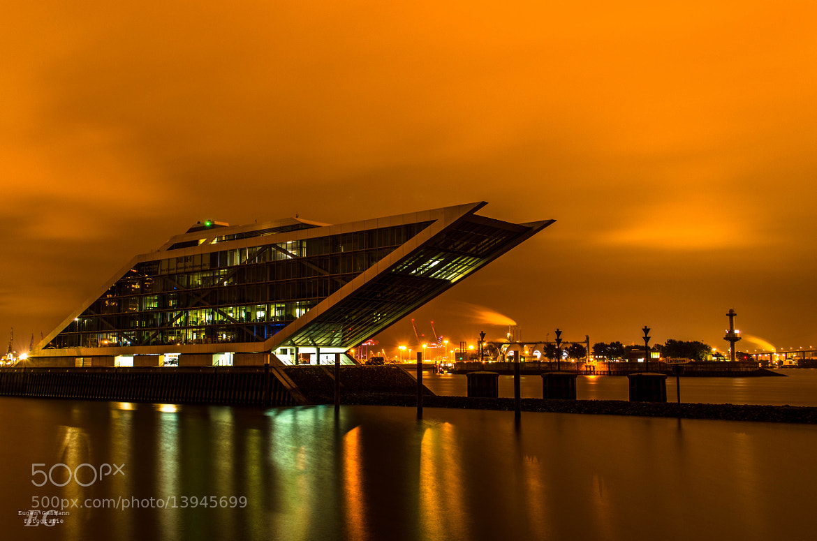 Photograph Dockland by Eugen Gaßmann on 500px