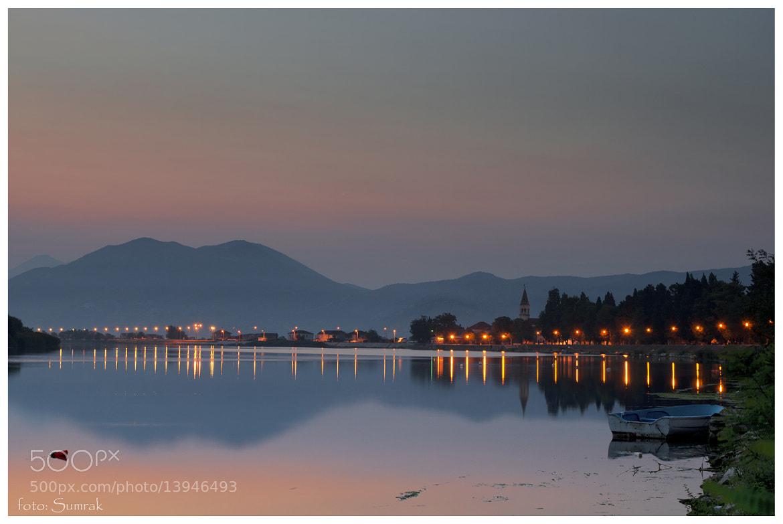 Photograph Dawn in Opuzen by Matko Suton Sumrak on 500px