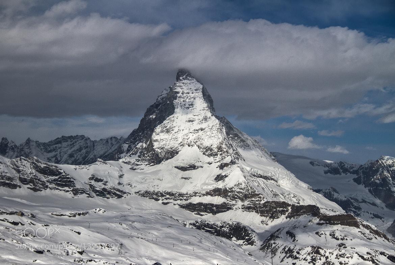 Photograph Matterhorn by Alan Nee on 500px