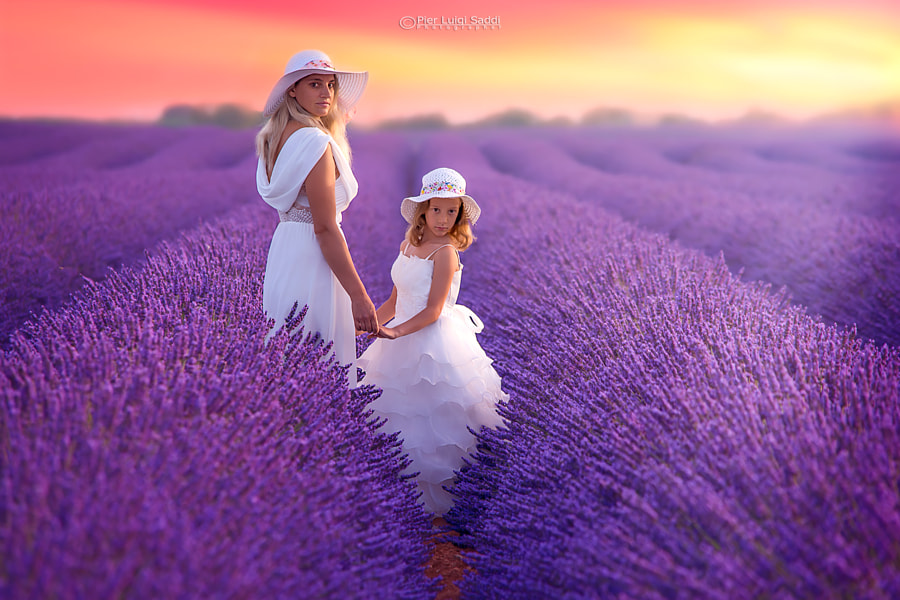 mother and daughter 2 by Pier Luigi Saddi on 500px.com